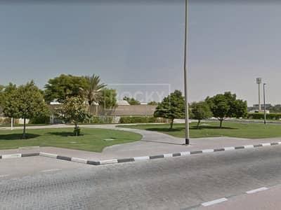 ارض سكنية  للبيع في الصفا، دبي - G+1 Villa or Townhouse Plot in Al Manara