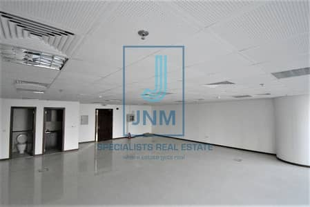 Office for Rent in Jumeirah Lake Towers (JLT), Dubai - Fitted Office Space At Platiunum Tower