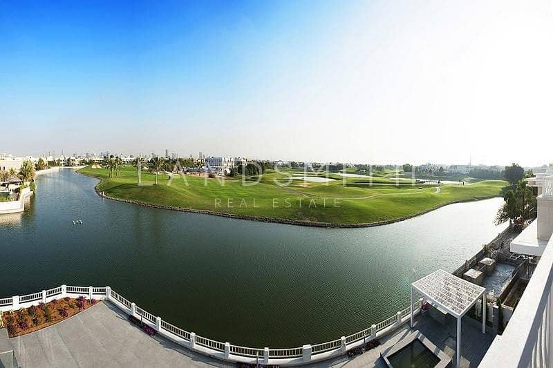 2 Luxurious 8BR Villa on the Lake in Emirates Hills