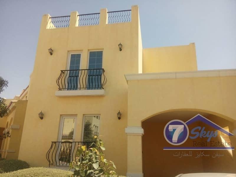 2 2 BR Villa I Al Waha Dubailand I 1st Flr