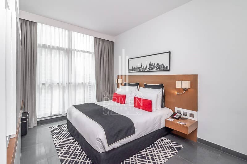 2 Luxurious 1 Bed Hotel Apt|Great Location