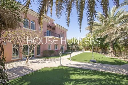 5 Bedroom Villa for Sale in Arabian Ranches, Dubai - Upgraded 5 bedroom villa close to pool and park