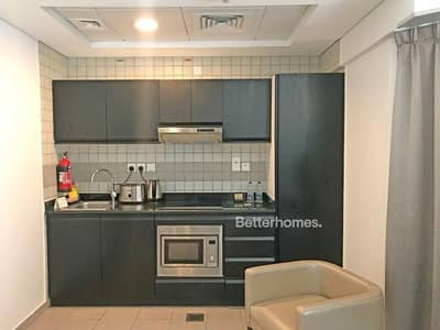 1 Bedroom Hotel Apartment for Sale in Barsha Heights (Tecom), Dubai - Furnished | Vacant | Close to Metro