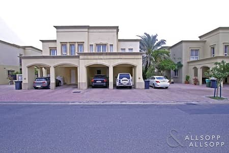 3 Bedroom Villa for Rent in The Springs, Dubai - Full Lake View | Private Pool | 3 Bedrooms