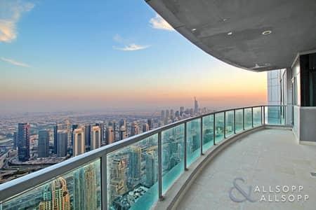 بنتهاوس 3 غرف نوم للبيع في دبي مارينا، دبي - 3 Bed Duplex | Panoramic Views | Vacant