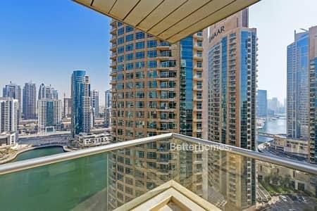 فلیٹ 2 غرفة نوم للبيع في دبي مارينا، دبي - Exclusive | Fully Upgraded | Two Balconies