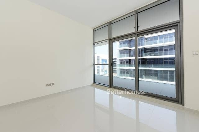 2 Spacious   2 bed + Maid's   with Balcony