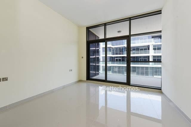 Spacious | 2 bed + Maid's | with Balcony