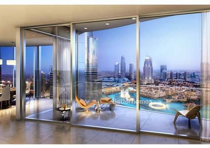 1 Bedroom Apartment for Sale in Downtown Dubai, Dubai - Partial Burj View | Address Opera 2 | High Floor