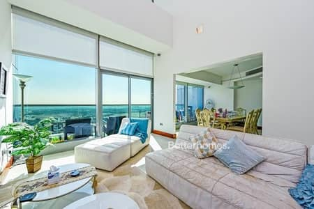 3 Bedroom Apartment for Sale in World Trade Centre, Dubai - 3 Bed+Maid Room | Balcony | Large Duplex