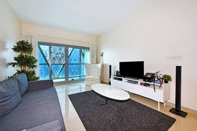 Furnished | Balcony Park Towers A | DIFC