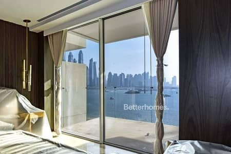 Hotel Apartment for Sale in Palm Jumeirah, Dubai - Best in the Market I Motivated Seller I Sea View