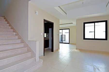 3 Bedroom Villa for Sale in Reem, Dubai - Mira 2 | Type 2E | 3 Bedroom+Maid+Study.
