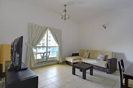 1 Bedroom Apartment for Sale in Dubai Marina, Dubai - Furnished with Balcony The Belvedere