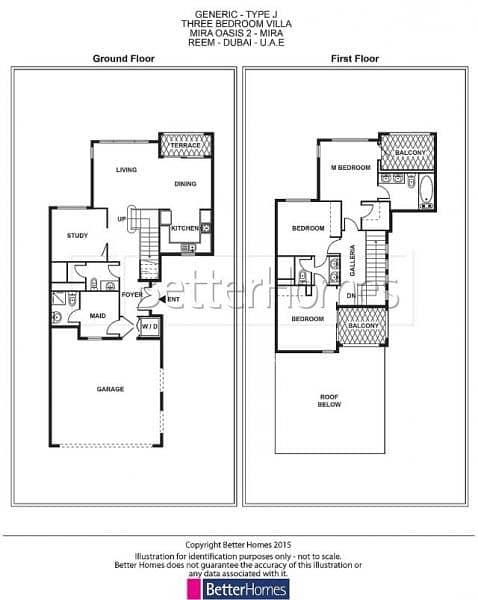 12 Spacious 4 bedroom type E | Handover soon