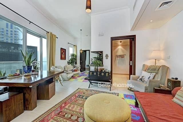 Marina View | Penthouse | Huge Balcony