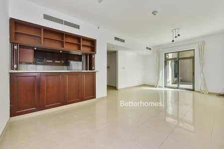 1 Bedroom Flat for Sale in The Views, Dubai - 1 Bed with Courtyard in Arno at The Views