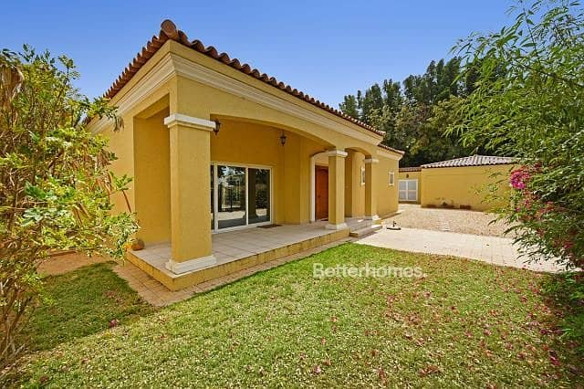 2 Corner Plot | Close to Pool | Rented