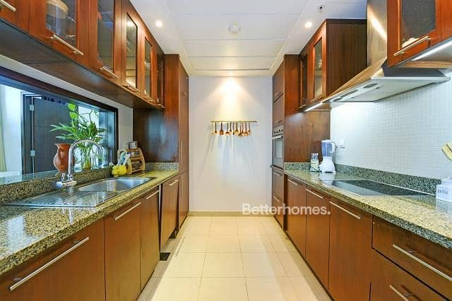 2 Marina View | Penthouse | Huge Balcony