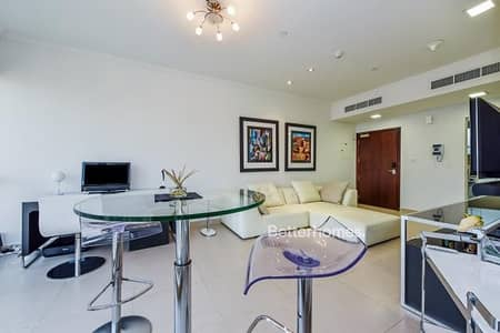 1 Bedroom Apartment for Sale in Jumeirah Lake Towers (JLT), Dubai - Exclusive | Upgraded I Vacant I High Floor