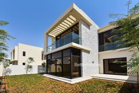 5 Bedroom Townhouse for Sale in DAMAC Hills (Akoya by DAMAC), Dubai - THD | Single Row | Park View | Brand New