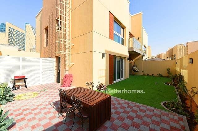 Garden View 3 Bed in Villa Lantana at Al Barsha