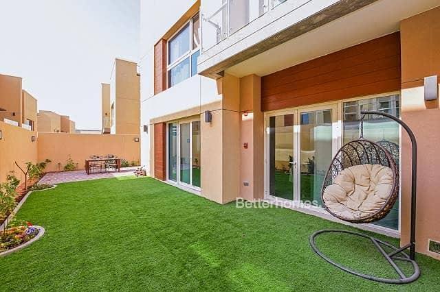 2 Garden View 3 Bed in Villa Lantana at Al Barsha