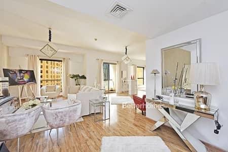 شقة 1 غرفة نوم للبيع في جي بي ار، دبي - Unique | Upgraded | Furnished | Vacant