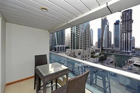 FULL MARINA VIEW - HIGH FLOOR 2 BED