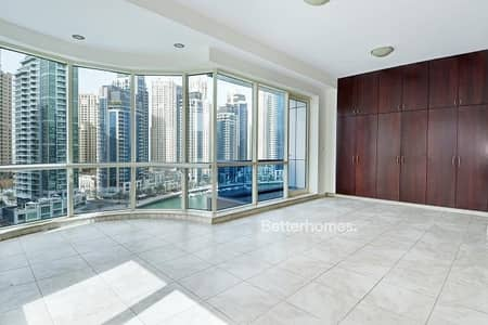 3 Bedroom Flat for Sale in Dubai Marina, Dubai - Exclusive | Full Marina View | Storage | Rented