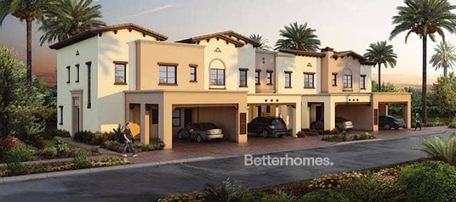 10 Type H 3Br+Maid Villa Mira Oasis Phase 1