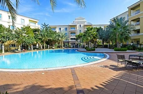 1 Bedroom Flat for Sale in Green Community, Dubai - Ground Flr | Park View | Currently Rented