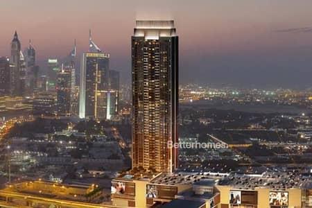 1 Bedroom Apartment for Sale in Downtown Dubai, Dubai - Downtown Views - Tower 1 - 23rd Floor