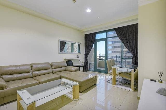 Furnished | Partial Sea | Balcony | Rented