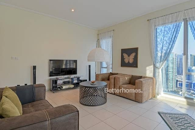Stunning Marina View - High Floor - Desirable Address