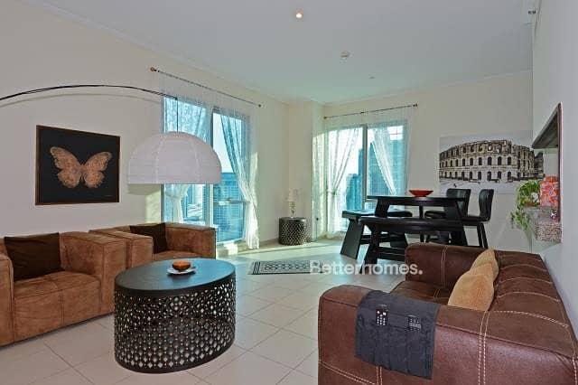2 Stunning Marina View - High Floor - Desirable Address