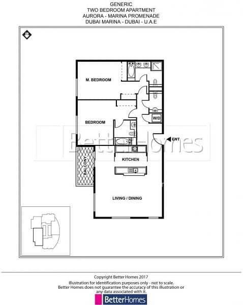 11 Stunning Marina View - High Floor - Desirable Address