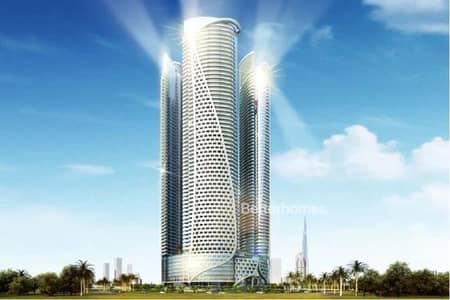 شقة فندقية 1 غرفة نوم للبيع في الخليج التجاري، دبي - Highest Floor