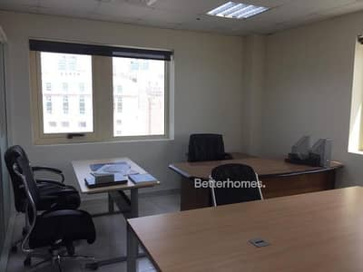 Office for Rent in Arjan, Dubai - Fitted | Fully Furnished | Cheap Rent | Arjan