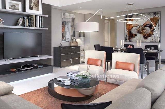 Studio - Damac Hills - Mid Floor - Motivated Seller