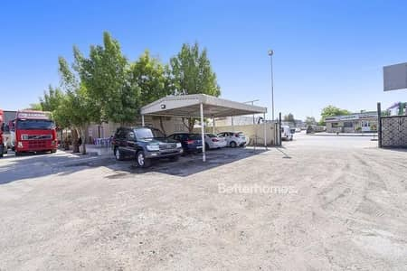 Plot for Sale in Ras Al Khor, Dubai - Commercial Plot for Garage Use Ras Al Khor