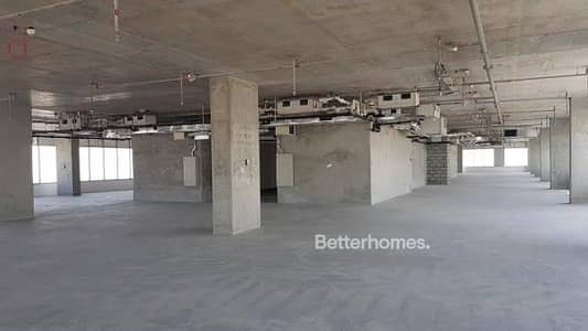 Office for Sale in Motor City, Dubai - Full Floor | Shell & Core | In Control Tower