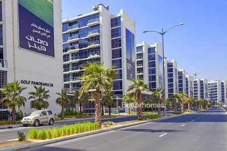 1 Bedroom Apartment for Sale in DAMAC Hills (Akoya by DAMAC), Dubai - Spacious unit in Golf Panorama Tower B