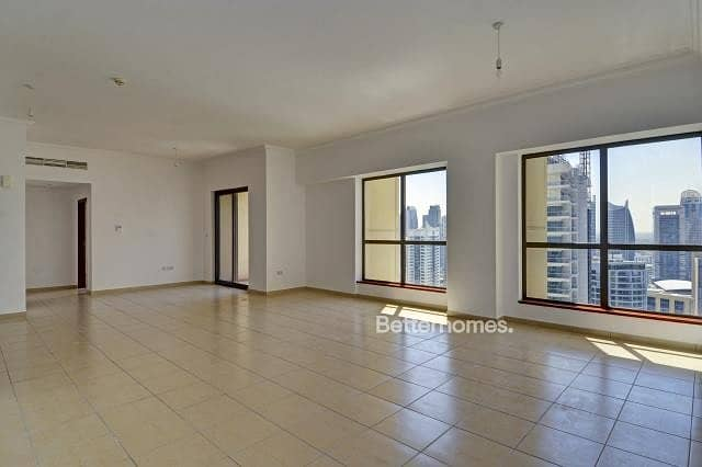1 4 bed | Marina View | Rented | Highfloor