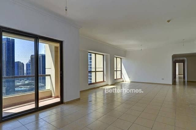 2 4 bed | Marina View | Rented | Highfloor
