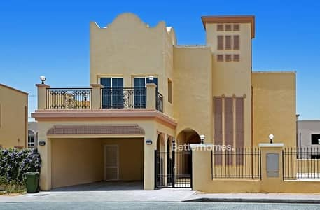 2 Bedroom Villa for Sale in Jumeirah Village Triangle (JVT), Dubai - Furnished 2 Bed Arabian Villas with Garden in JVT