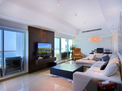 3 bed + Maids - Full Sea View - Fully Upgraded