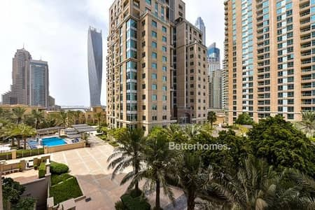3 Bedroom Flat for Sale in Dubai Marina, Dubai - Perfect layout  | Bright | Tenanted