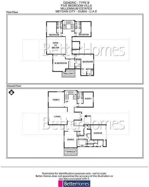13 Type B| Five Bedroom | Millenium Estates