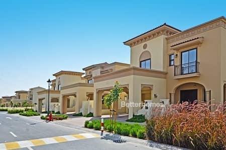 فیلا 4 غرفة نوم للبيع في المرابع العربية 2، دبي - Vacant | Spanish Style | Palma